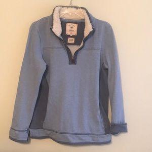FatFace Airlie Borg Sweatshirt